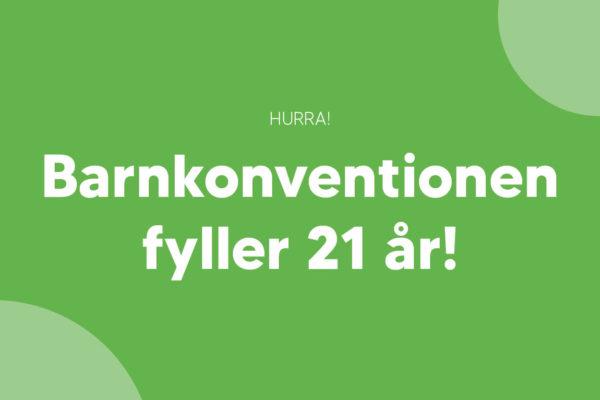 Webinar barnkonventionen